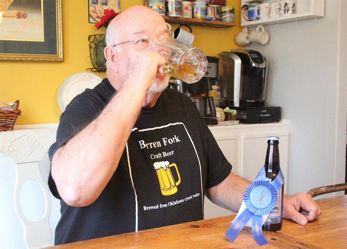 Local craft beer brewer takes first at Tulsa State Fair