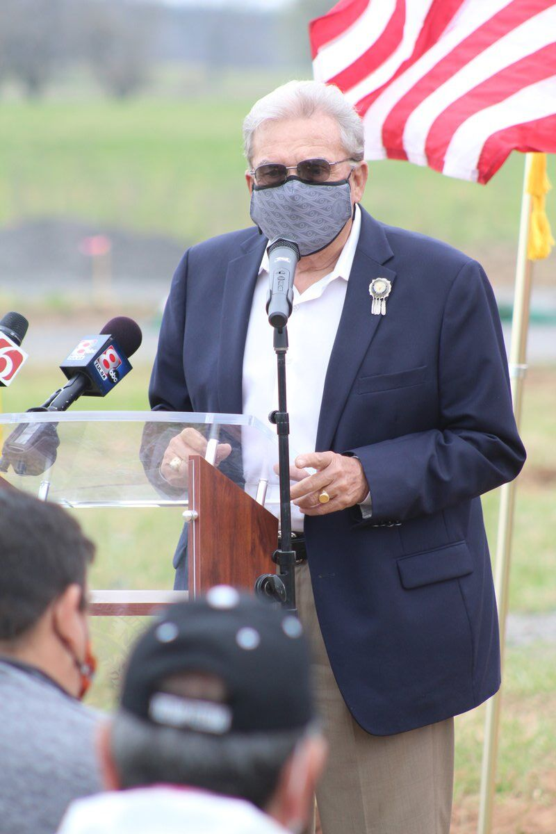 RAISING ROOFS: Cherokee Nation, Air National Guard project will provide housing for tribal citizens, families
