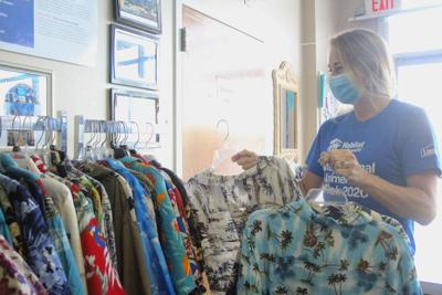 Resale shops benefiting nonprofits begin to reopen