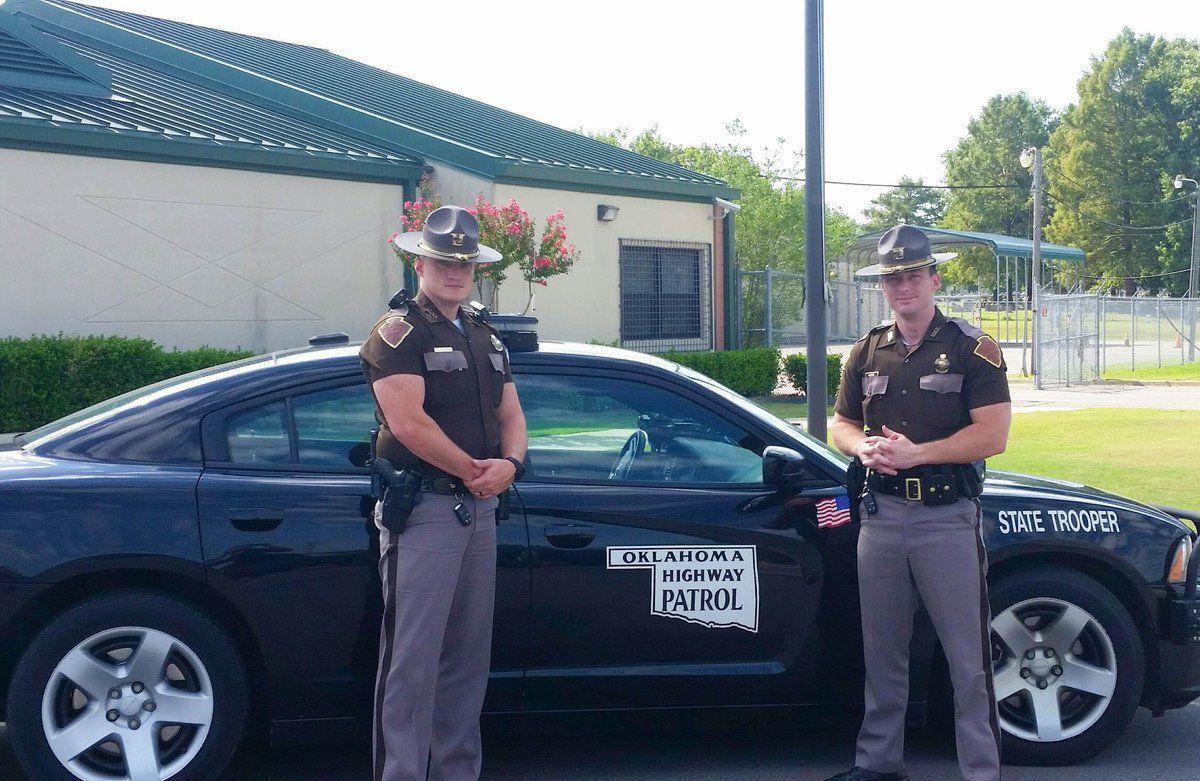 Oklahoma Highway Patrol Troop C | News | tahlequahdailypress com