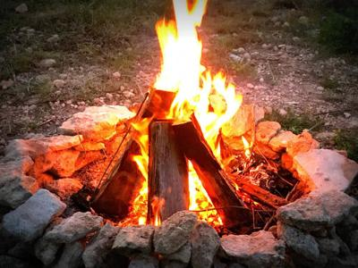 5Ws+3H: What It's About: A little caution goes a long way when building campfires