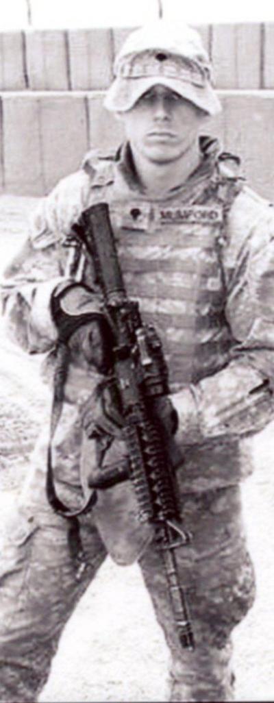 Sgt. Tristan R. Mumford