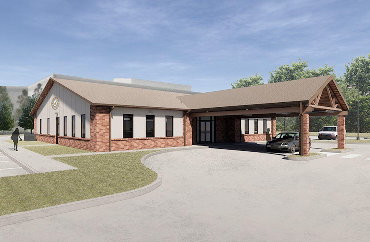 Cherokee Nation Breaks Ground On New Tag Office In Catoosa News Tahlequahdailypress Com