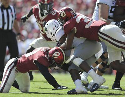 OU football: Alex Grinchhappy with result, not with lack of turnovers