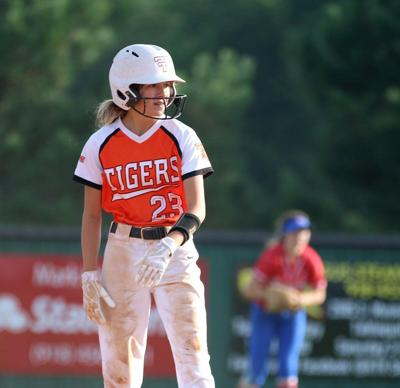 Lady Tigers split games on final day of Tahlequah Festival