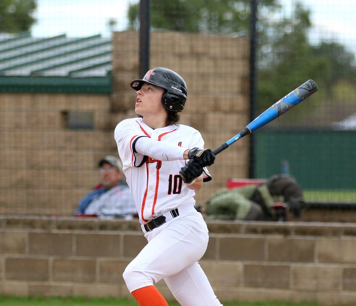 Tigers fall twice: Skiatook sweeps Tuesday doubleheader in Tahlequah