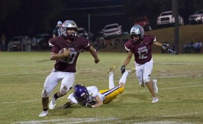 Indians fall to Westville on homecoming night