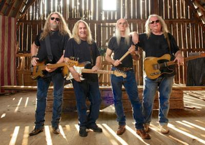 Kentucky HeadHunters to play in West Siloam