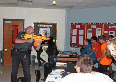 Active shooter ALICE training