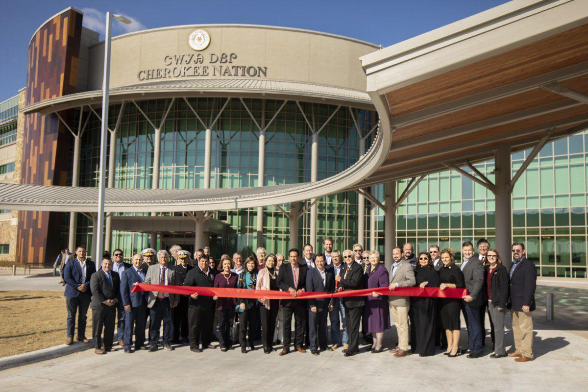 Cherokee Nation celebrates grand opening of largest tribal outpatient health center in country