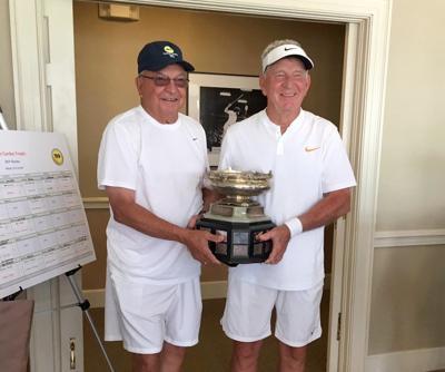 Cox, McSpadden pair to win Gordon Trophy