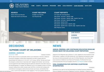 Many court documents to go online | News