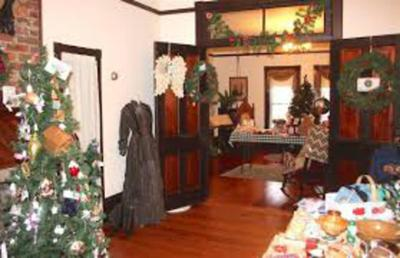 Thompson House Victorian Christmas set for next weekend