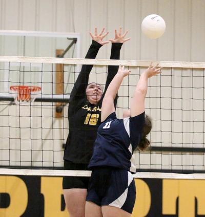 Hulbert erases Eagle Point in three sets