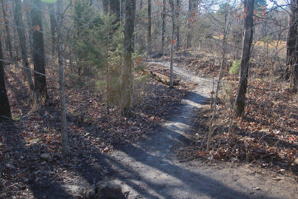 MAPPING TRAIL: Nonprofit group Tahlequah Trails makes progress on new park system