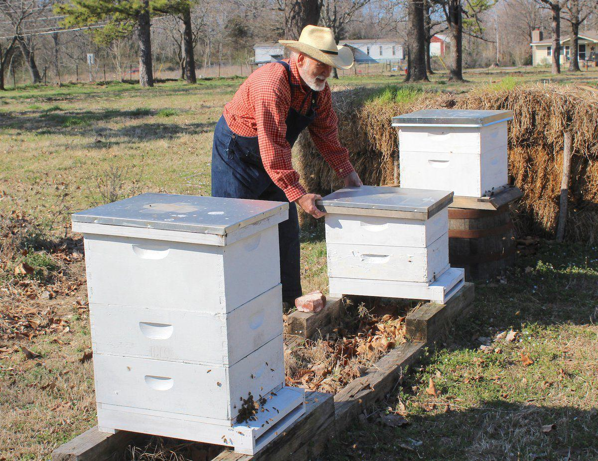 Beekeeping Another Part Of Hunter S Home Lineup News