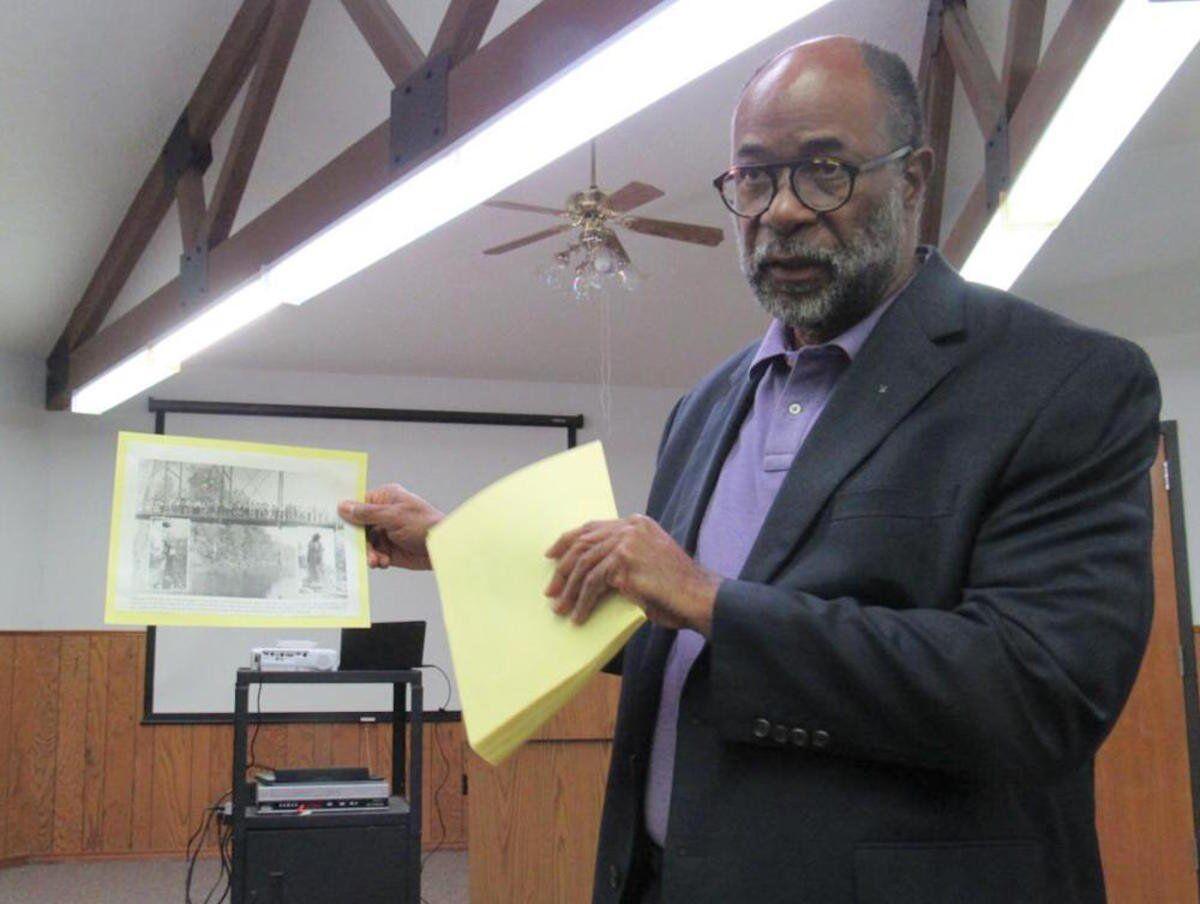 Former instructor details horrors of Race Massacre