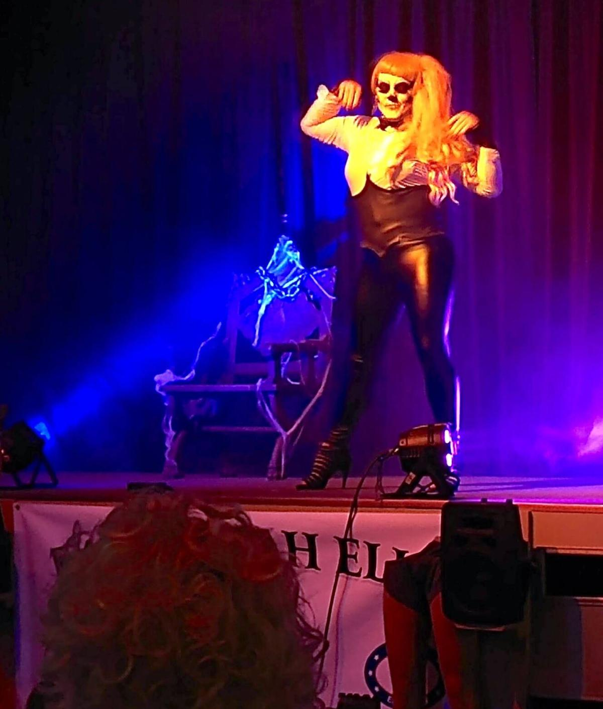 MONSTER MASH: Elks Lodge puts on the ritz with Halloween drag show
