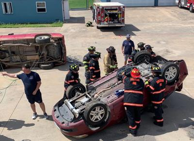 Expectations for volunteers same as full-time firefighters