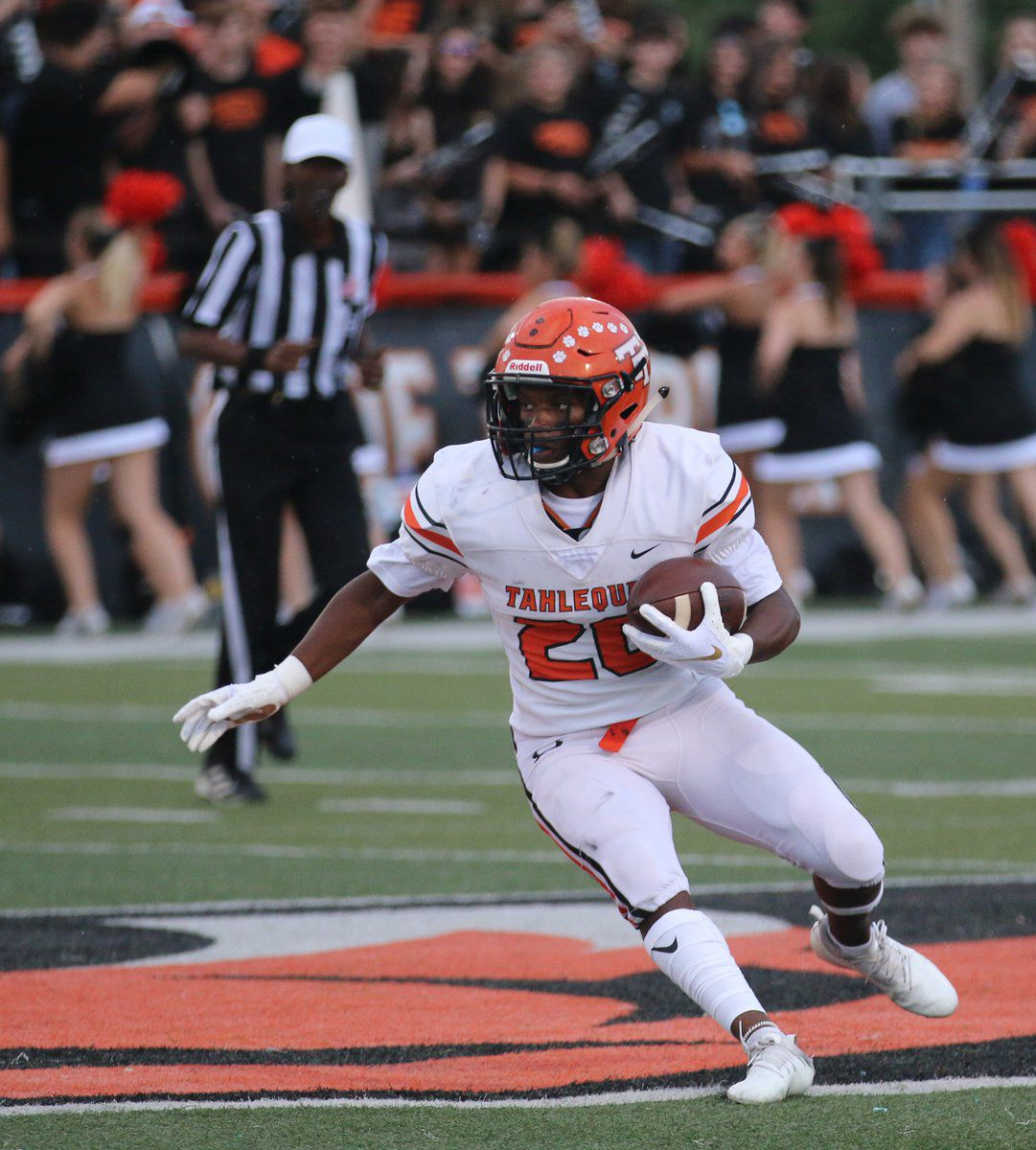 Stingy defense carries Tahlequah past Coweta