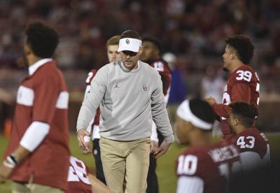 Horning: The door's opening, Sooners might as well go through it … if they can