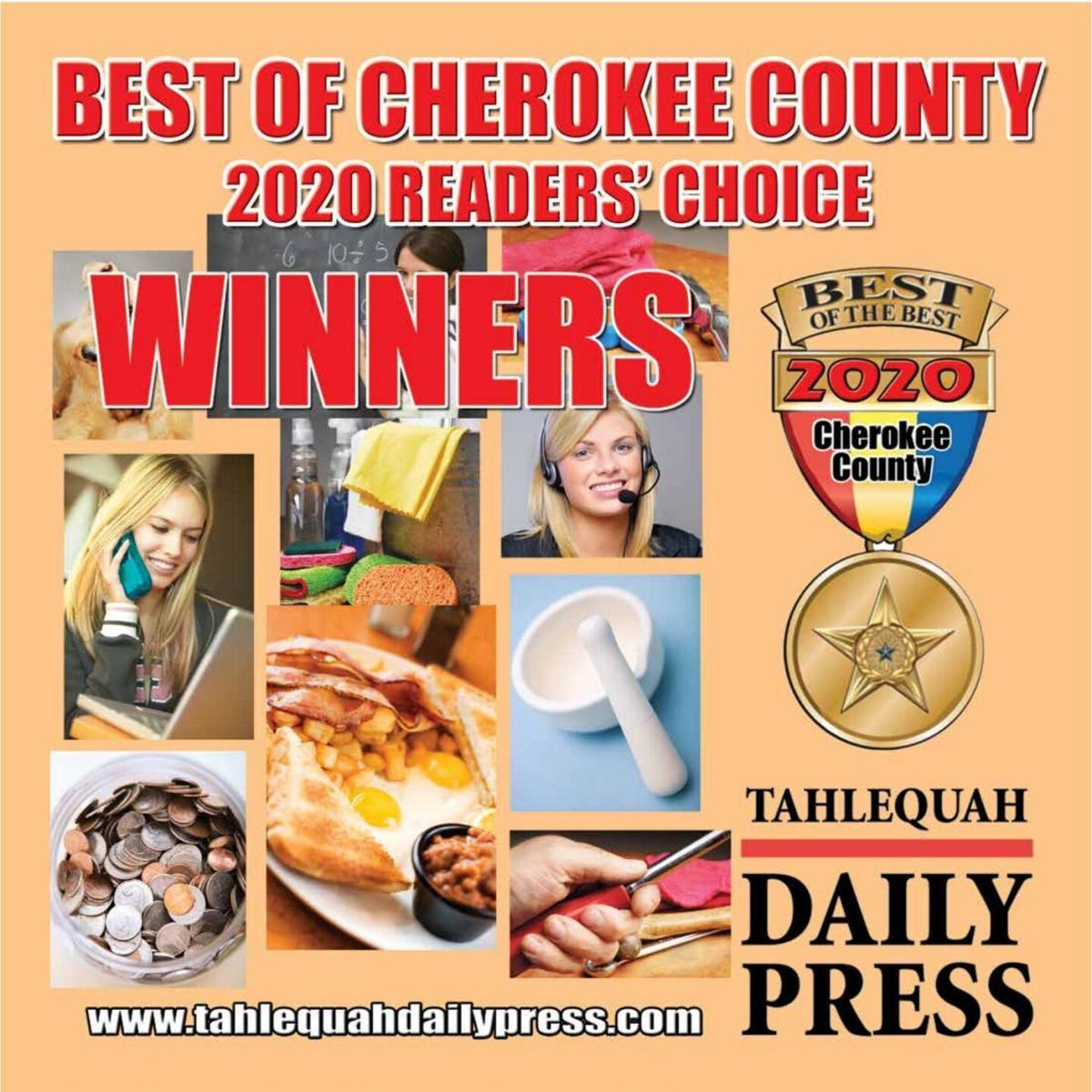 Readers' Choice Awards 2020