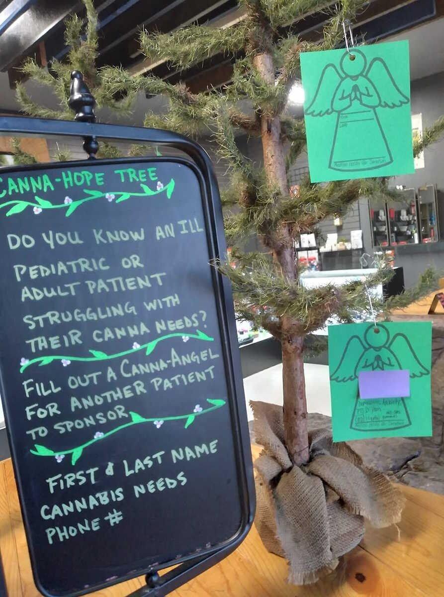 Local shops dispense more than meds this season