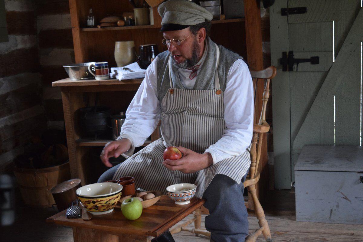 Hunter's Home showcases apple fritters