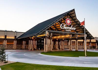 Cherokee Casino Tahlequah project receives AGCOK 'Build Oklahoma' award