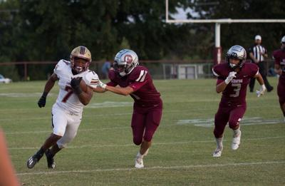 Lincoln Christian rolls past Sequoyah, 63-0