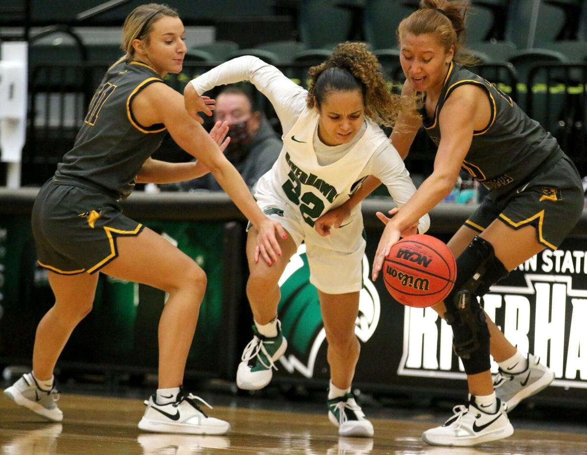 OFFENSIVE WOES: NSU drops sixth straight on cold shooting night