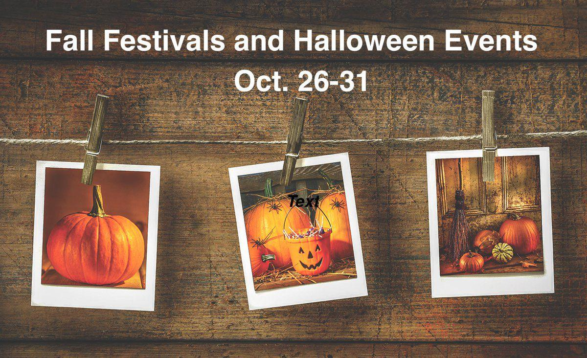 Tahlrquah Halloween Events 2020 Fall Fests and Halloween Events: Oct. 26 31 | Community
