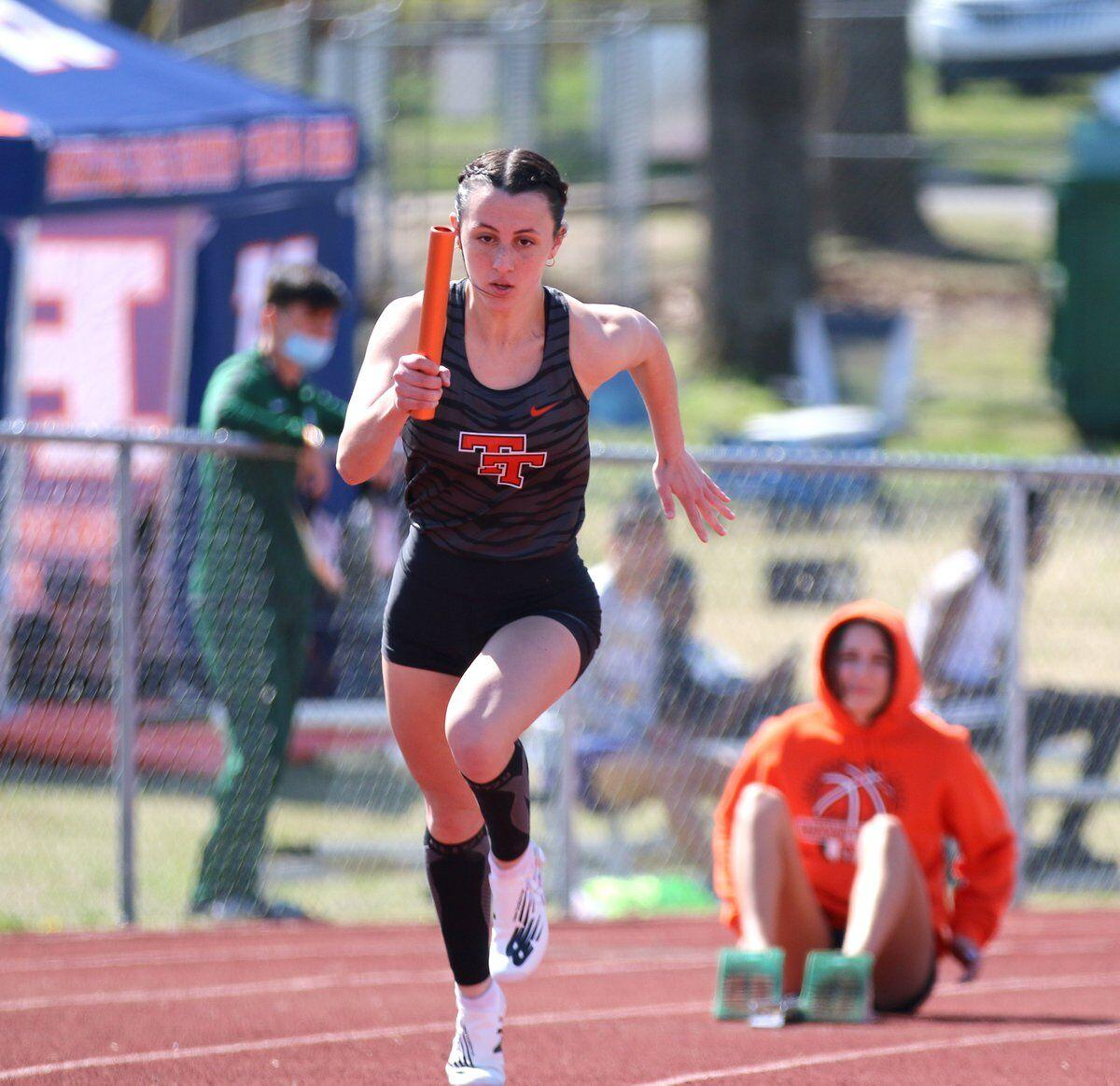 TOP FIVE FINISHES: Lady Tigers, Tigers both close in top five of Tahlequah Tiger Track Classic