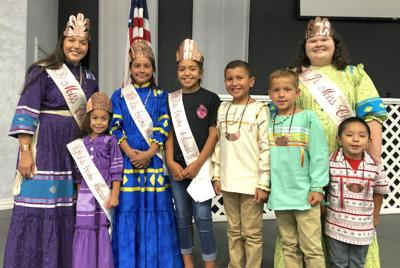 Little Cherokee Ambassadors