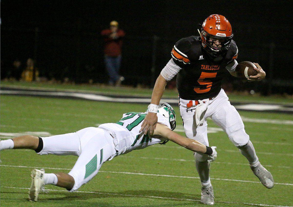 McGuinness erases THS for second straight year