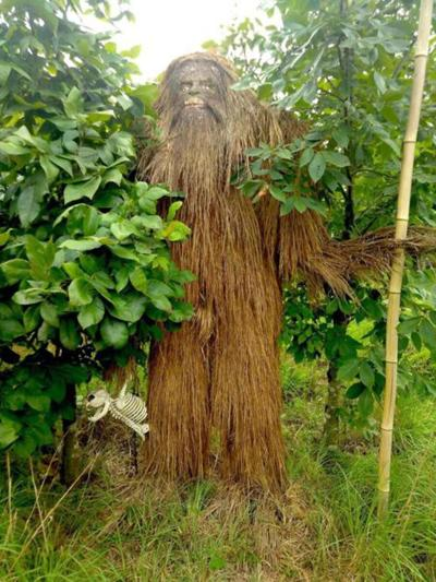 Event delayed, but Bigfoot believers still hunting