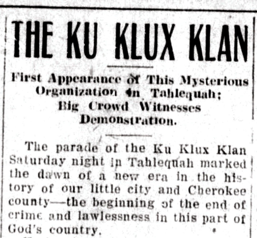ku klux klan thesis statement So there was also a resurgence in the ku klux klan at this time period, which   so i think if there is a thesis statement to be gotten out of this, it's that moving from .