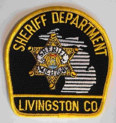 Livingston County Sheriff patch