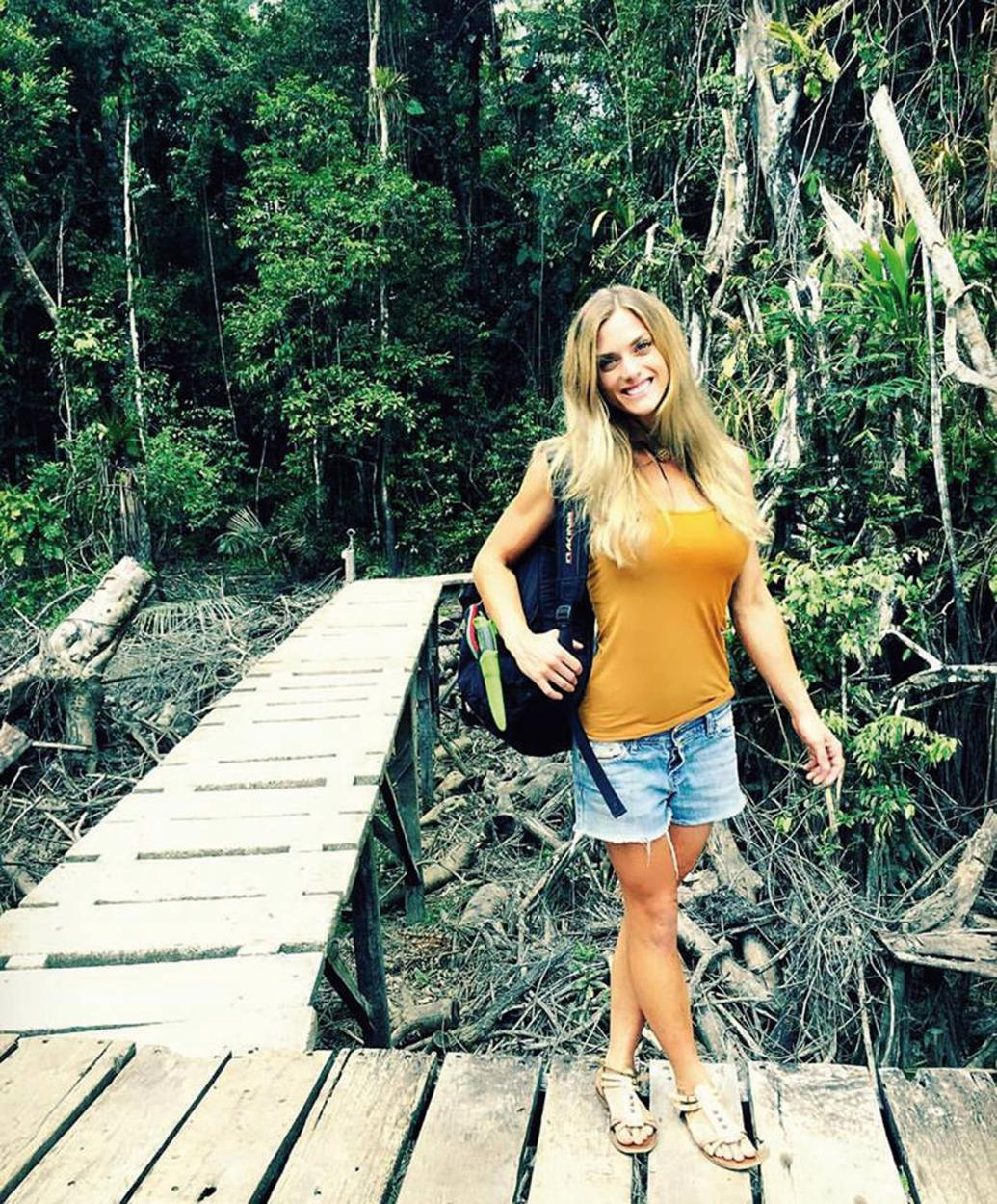 Naked and Afraid - Tri-County Times: Human Interests, Recipes
