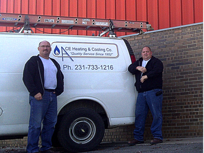 Lamb Brothers Bring Expertise To Ace Heating Cooling Businesses In Fenton Linden And Holly Mi Tctimes Com