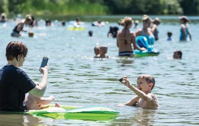 Byram Lake not safe for swimming   News for Fenton, Linden