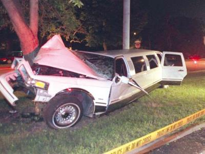 The 'Red Wings' limo crash of June 1997   News for Fenton