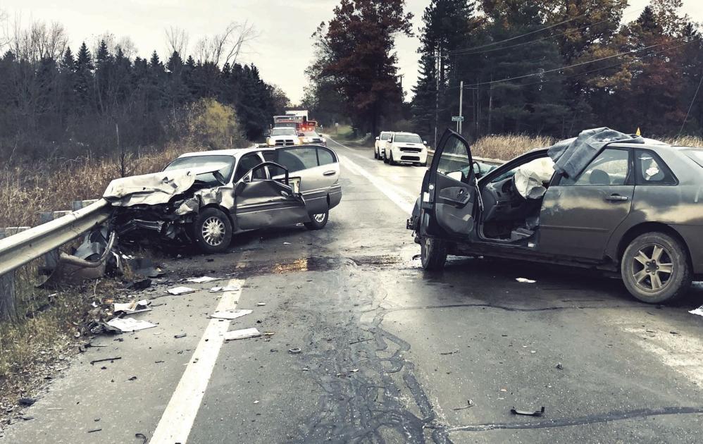 Nov 7 2019 Hickory Ridge Road Crash | | tctimes.com