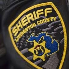 Livingston County Sheriff's Office arm patch