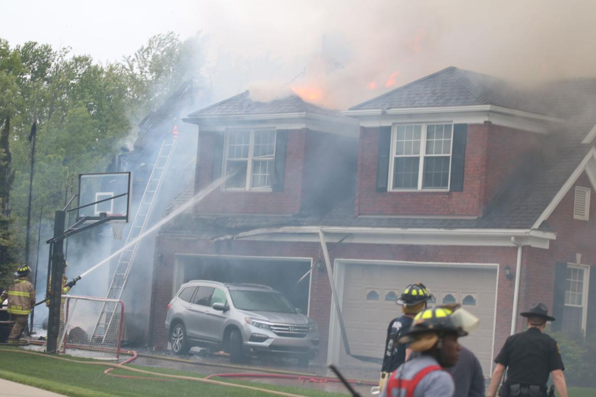 Lake Farms Court fire May 27 2