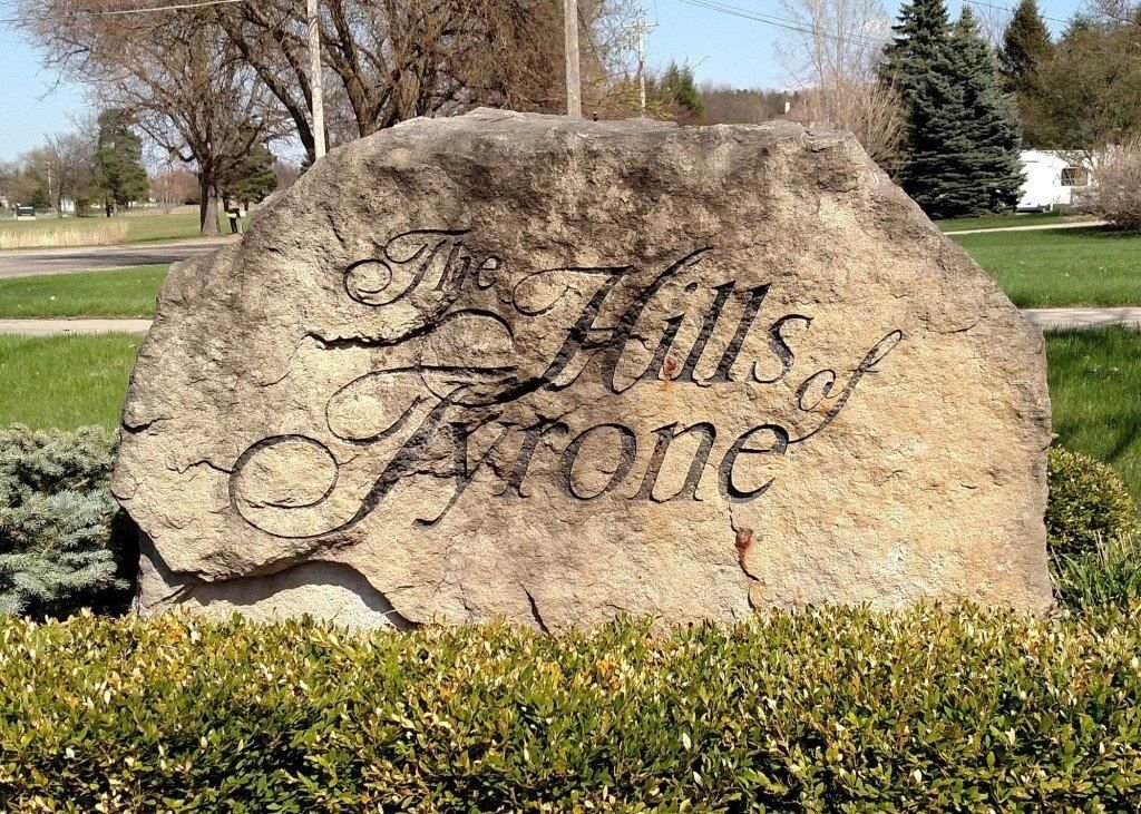 Hills of Tyrone Subdivision Sale