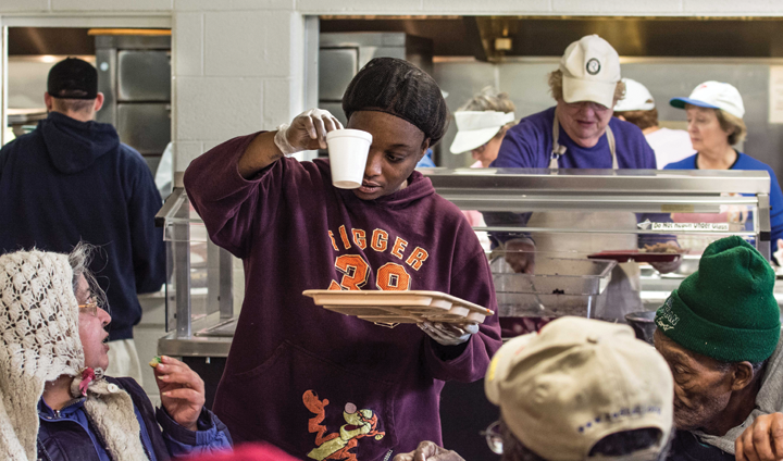 Busy Soup Kitchen Needs Food For The Holidays News For Fenton Linden Holly Mi Tctimes Com
