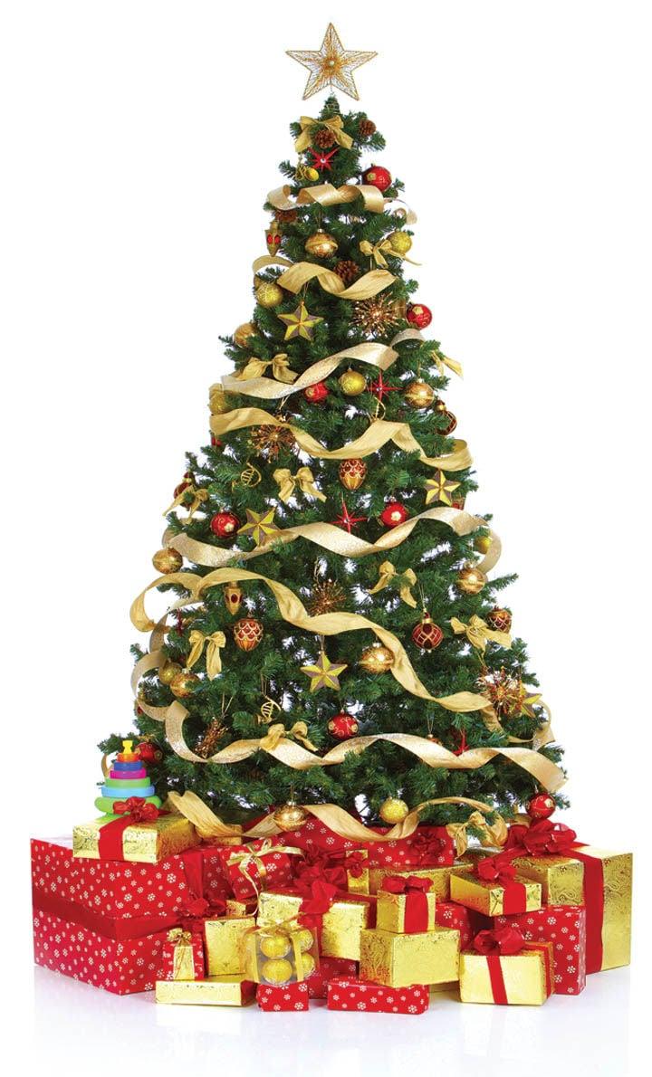 tree - American Christmas
