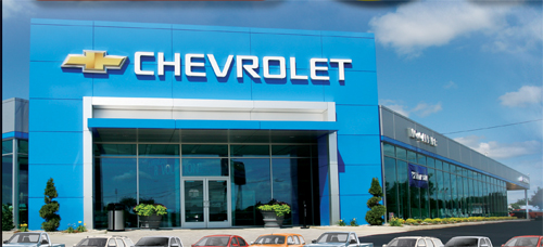 Vic Canever Chevrolet