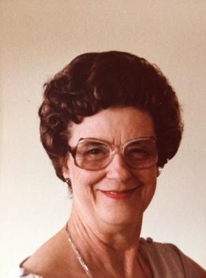 """Thelma Mary """"The Old"""" Martin"""